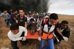 Four Palestinian Protesters Killed and 297 Wounded by the Israeli Military at Friday Demonstrations in Gaza