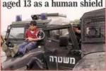Hiding Behind Civilians, Al Mezan report on The Continued Use of Palestinian Civilians as Human Shields by the Israeli Occupation Forces