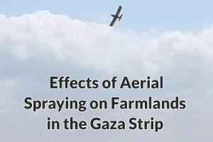 Effects of Aerial Spraying on Farmlands in the Gaza Strip