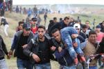 15 Palestinians Killed and 1,087 injured in the Gaza Strip