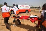 Medical Care to Casualties Hindered by Israeli Forces Attacks on Medics in Gaza
