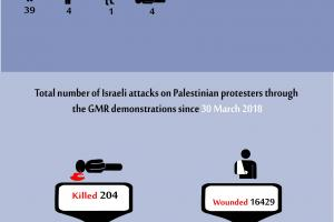 Total Number of Casualties on 3 May 2019